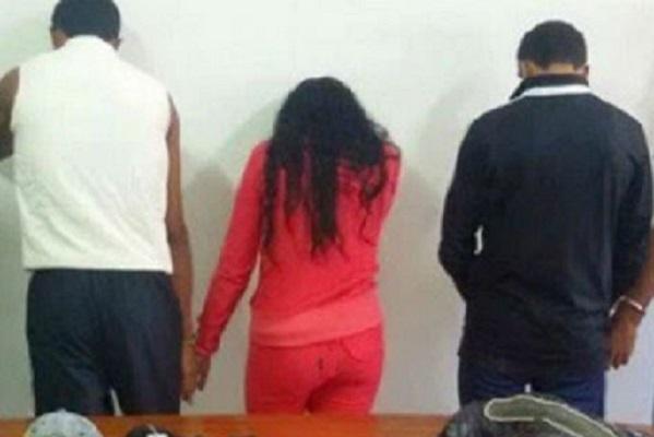 البيضاء: الإطاحة بعصابة لبيع الأقراص المهلوسة تقودها امرأة